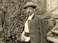 А.А. Языков. 14 VII 1915