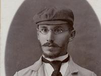 А.А. Языков. Баку 1903?