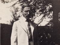 А.А. Языков. Председатель делегации ДВР на Вашингтонскую конференцию. Апрель 1922 г.