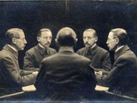 Пять городских голов. На память Секретарю 13/26 III 1918